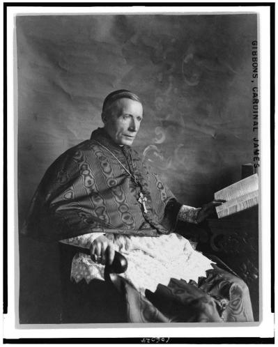 Cardinal James Gibbons c. 1903